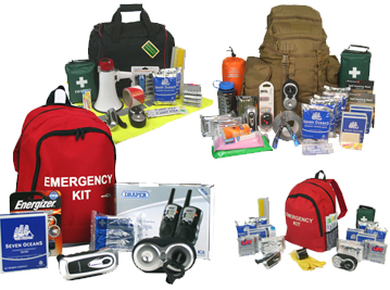 standard and bespoke Emergency Kits for households, businesses, organzations in the UK and world-wide | MRE info and Emergency Kits from EVAQ8 the UK's Emergency Preparedness specialist